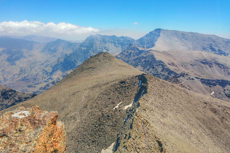 Cima Pico Veleta - Altiplano Experience